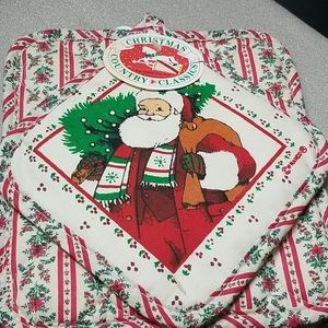 NWT Country Christmas Pot Holder Pad